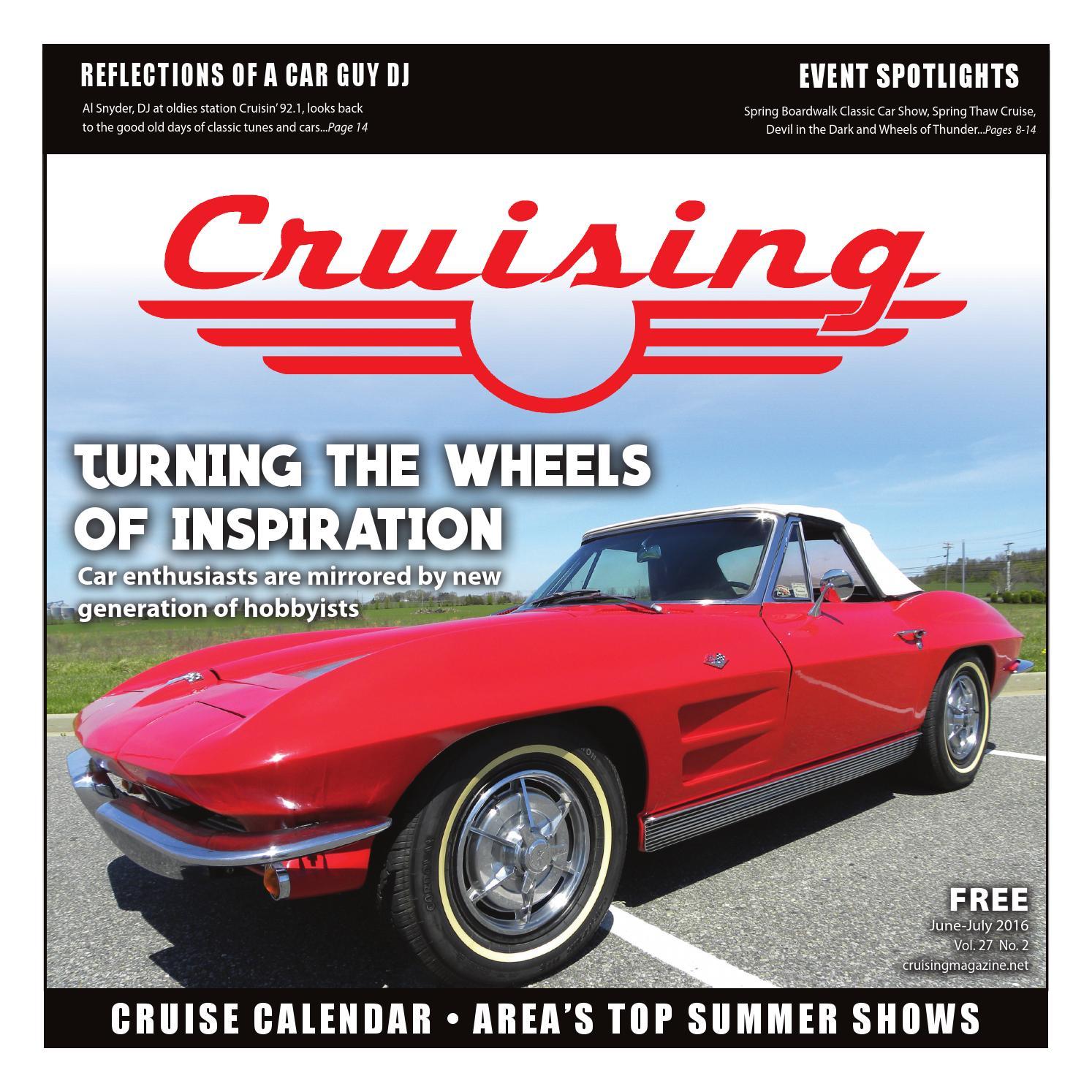 cruising magazine june july 2016 by outandabout issuu