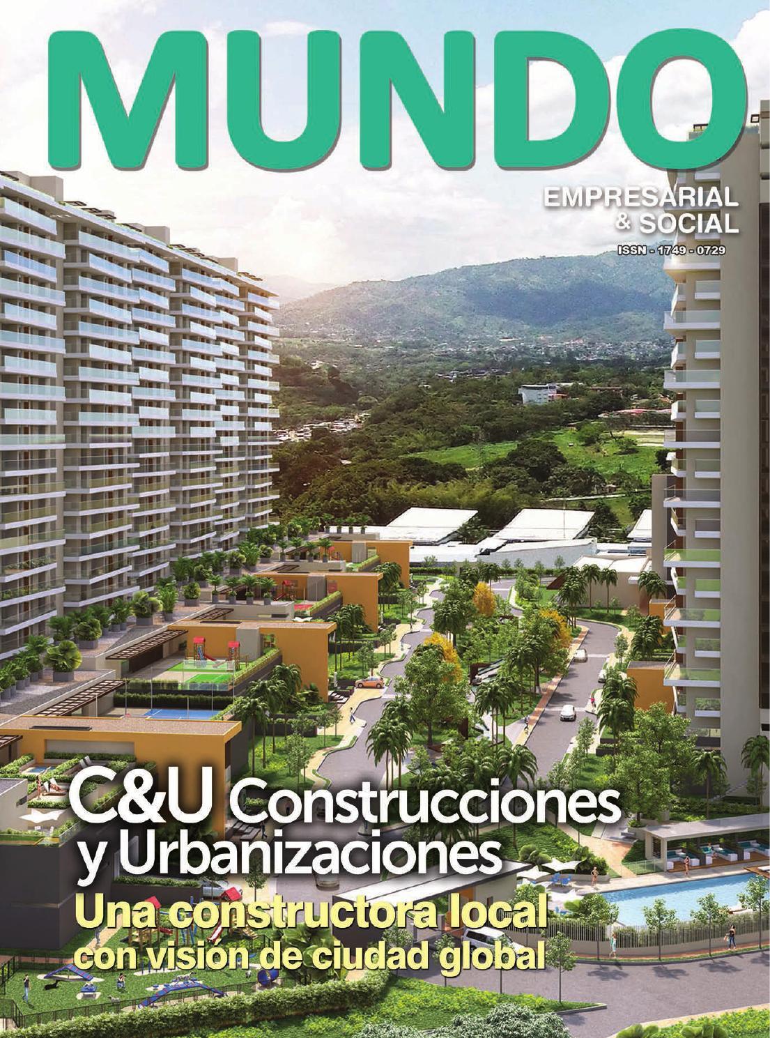 Edición 28 Revista Mundo Empresarial & Social by Revista Mundo ...