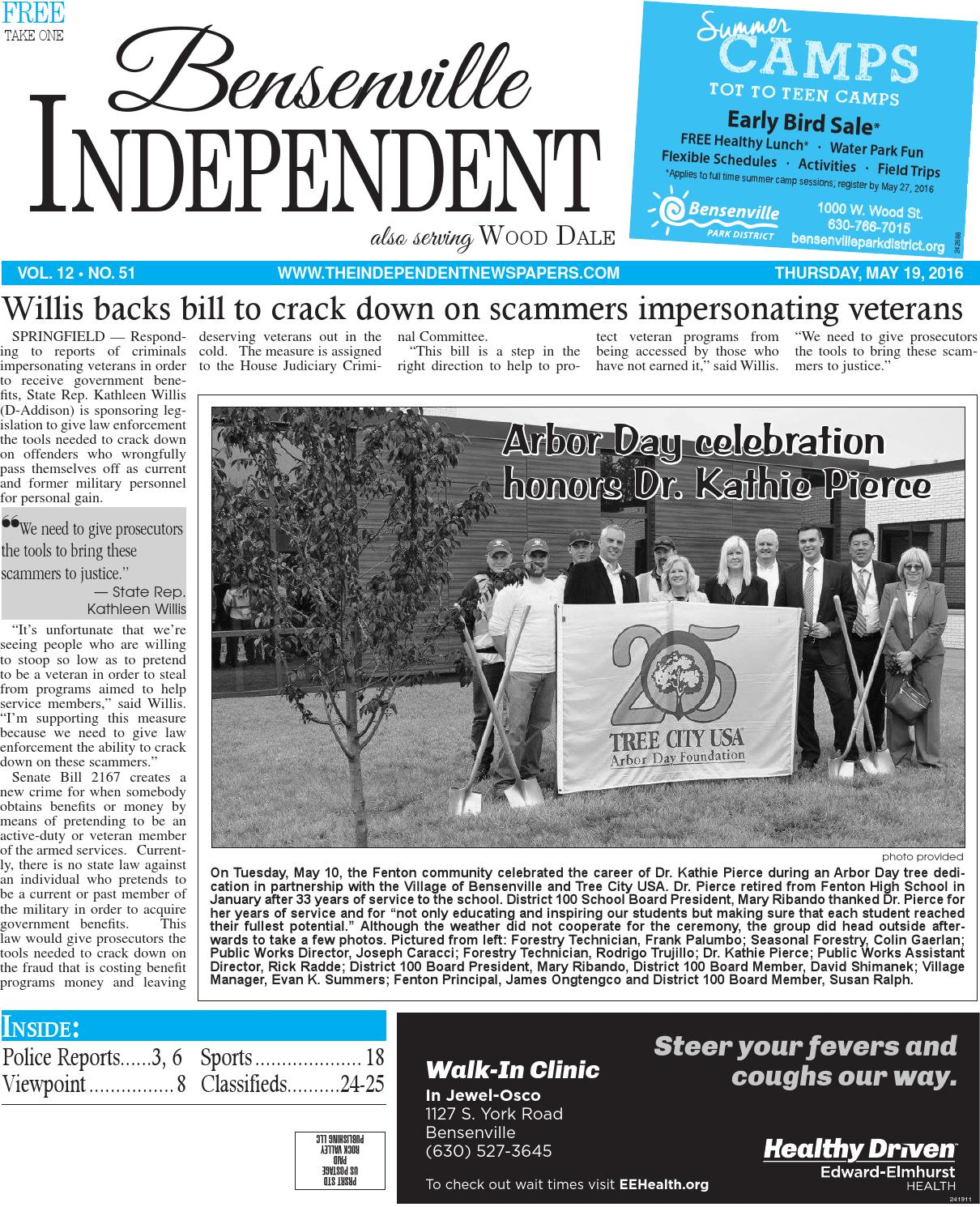 Bi 5 19 16 By Southern Lakes Newspapers Rock Valley Publishing Issuu