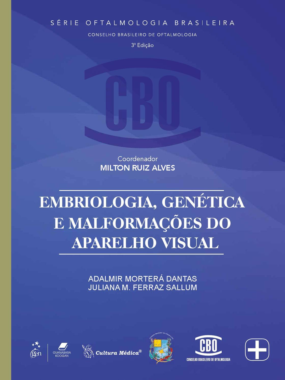 Embriologia by Conselho Brasileiro Oftalmologia - issuu