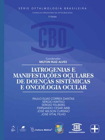 Iatrogenias by conselho brasileiro oftalmologia issuu page 1 fandeluxe Image collections