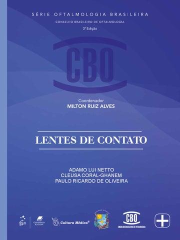 fb3e956021501 LENTES DE CONTATO ADAMO LUI NETTO CLEUSA CORAL-GHANEM PAULO RICARDO DE  OLIVEIRA