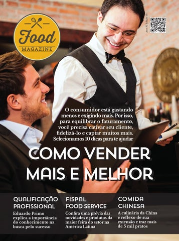 2a88f3d49b8fb Food Magazine Ed.10 by Grupo OC - issuu