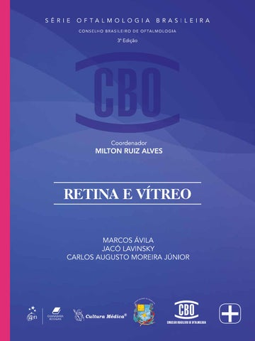 430f76e8538d5 Retina e Vitrio by Conselho Brasileiro Oftalmologia - issuu