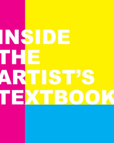 Inside the Artist's Textbook by Mary Formanek - issuu