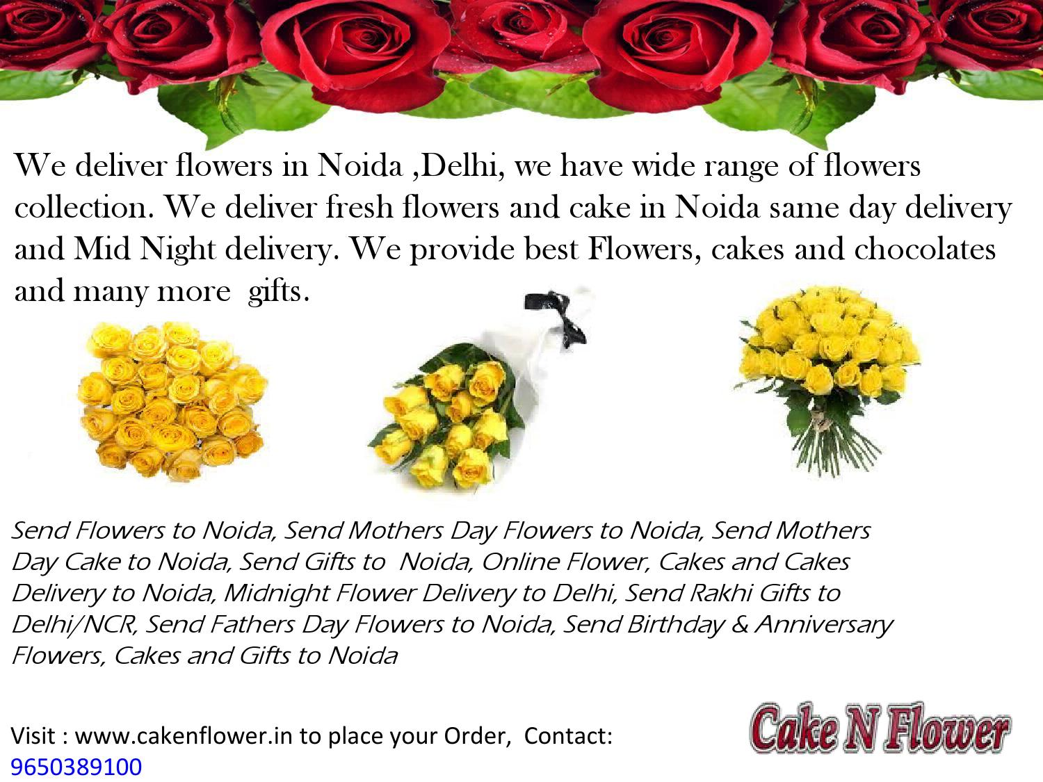 Show Your Feeling By Sending Their Favorite Cakes Cake N Flower