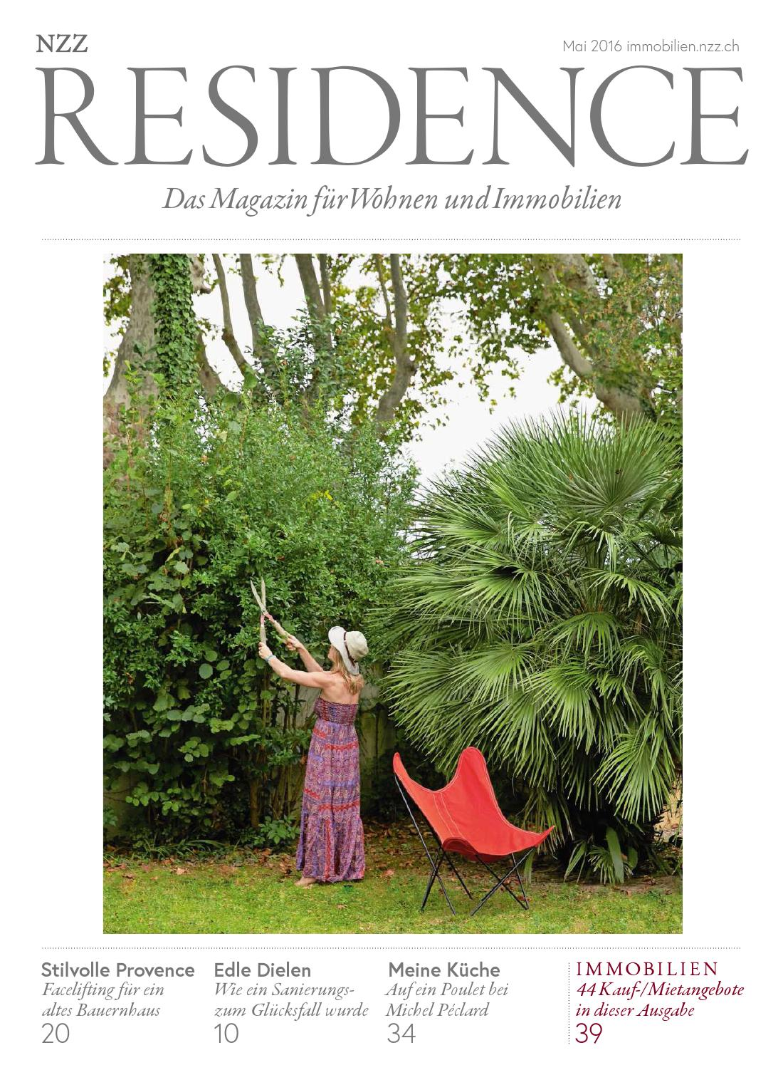 residence mai 2016 by nzz residence - issuu, Badezimmer ideen