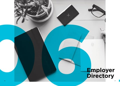 CS Guide 2016_Employer Directory
