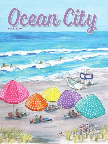 03364b7bc7b3c May 2016 for issuu by Ocean City Magazine - issuu