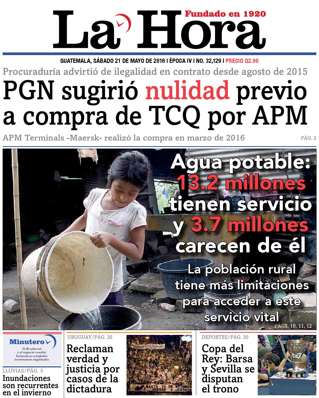 La Hora 21-05-2016 by La Hora - issuu 4f60064f5aa