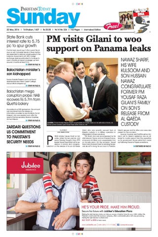 E paper pdf (22 5 2016) isb by Pakistan Today - issuu