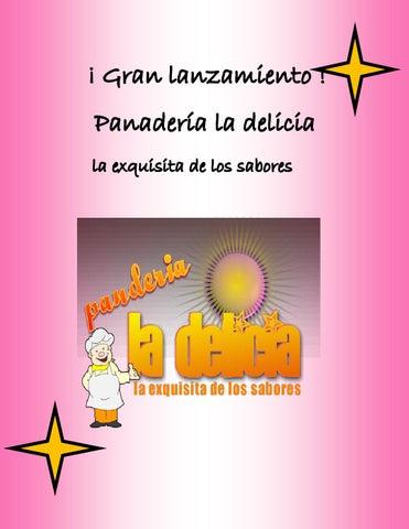 Tarjeta De Invitacion Panaderia La Delicia 2 1 By