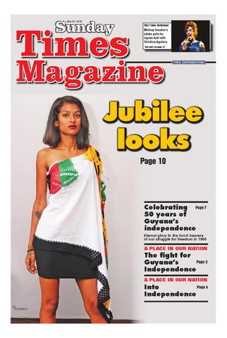 Guyana Times Sunday Magazine by Gytimes - issuu