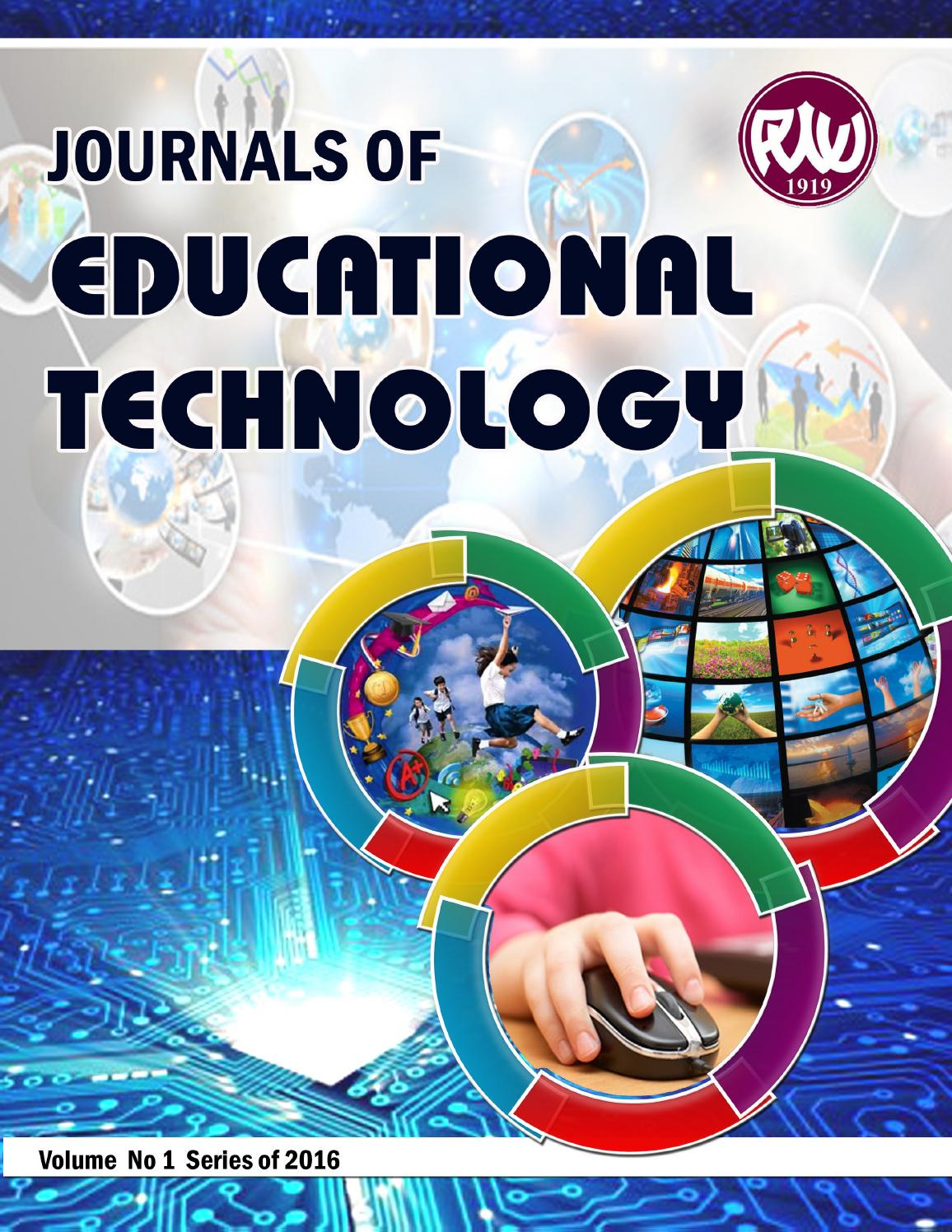 Journals Of Educational Technology By 21st Century Teacher Issuu Vocational Radio Electronics Wikibooks Open Books For An World