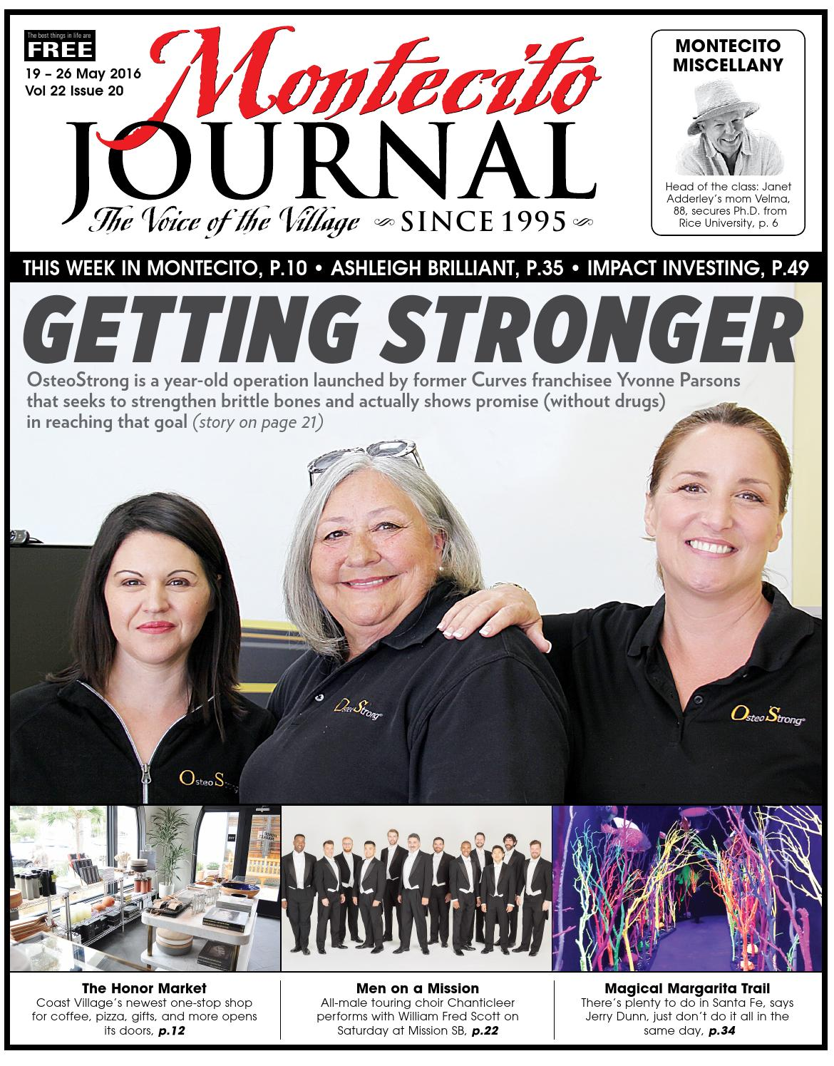 Getting Stronger by Montecito Journal - issuu