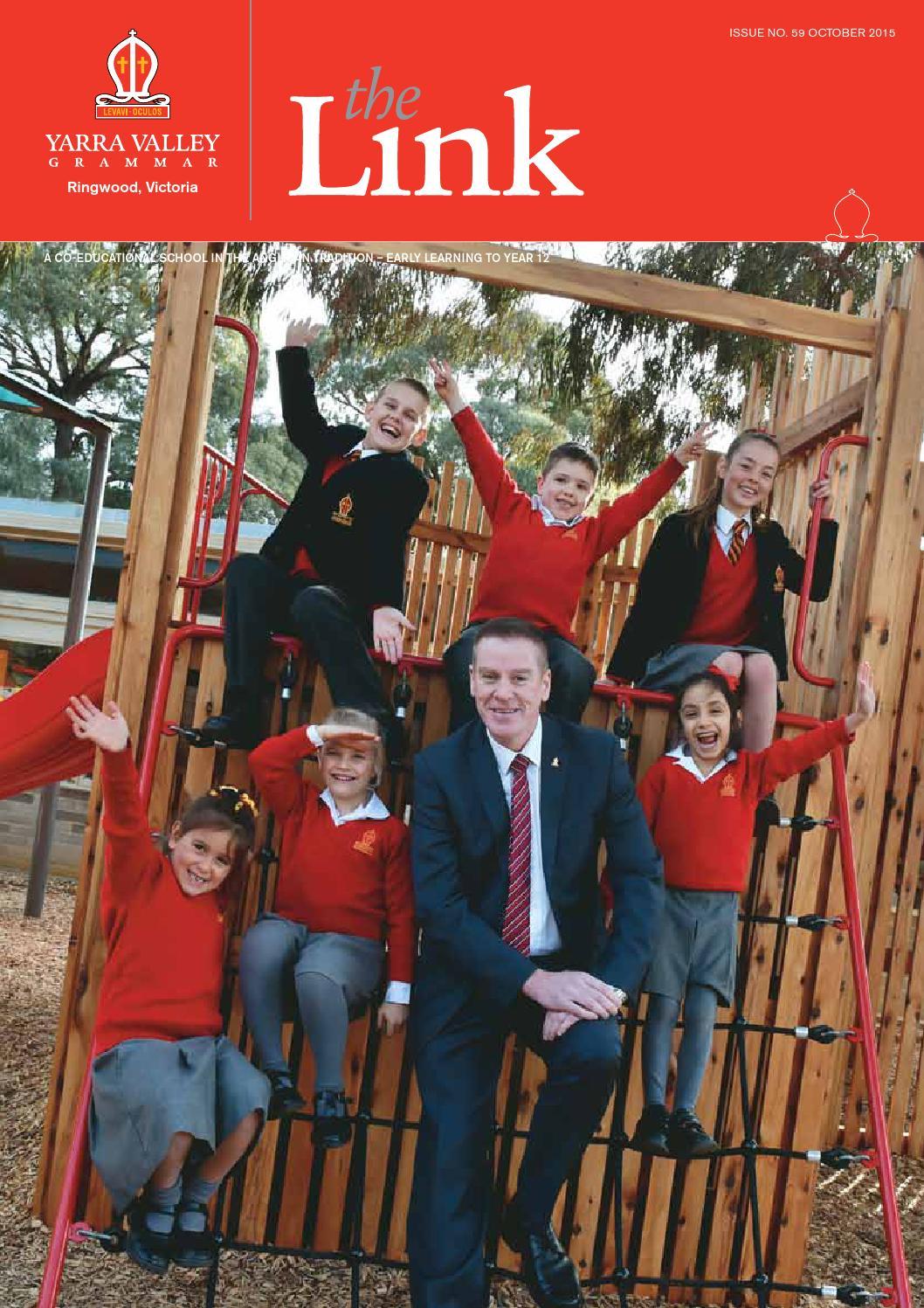 93928689127 ISSUE NO. 59 OCTOBER 2015 by Yarra Valley Grammar - issuu