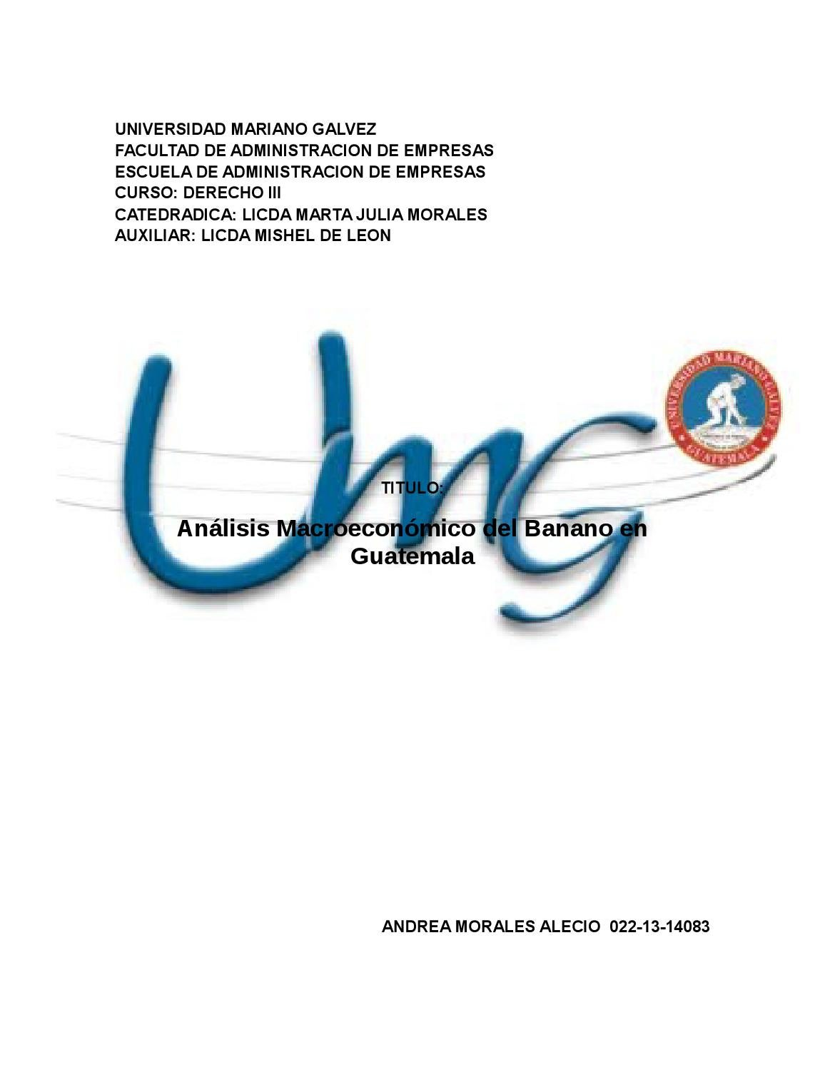 Caratula Umg By Andy Alessio Issuu