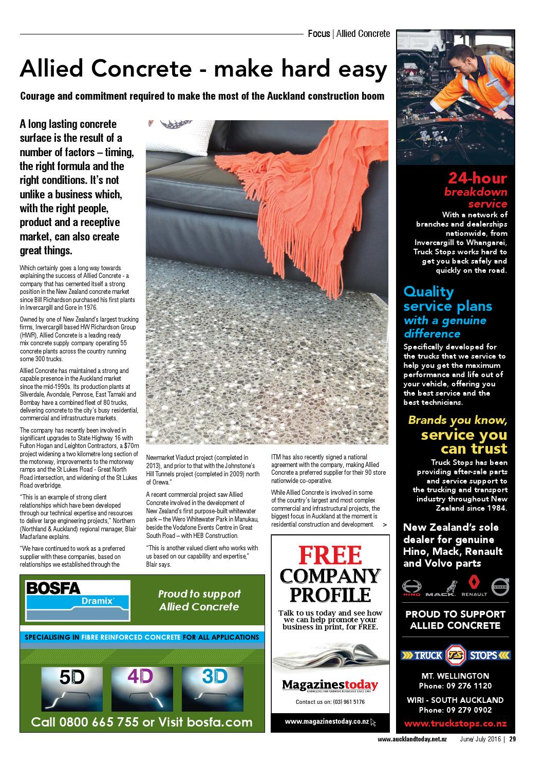 Auckland Today Magazine Issue 118 by Academy Group - issuu