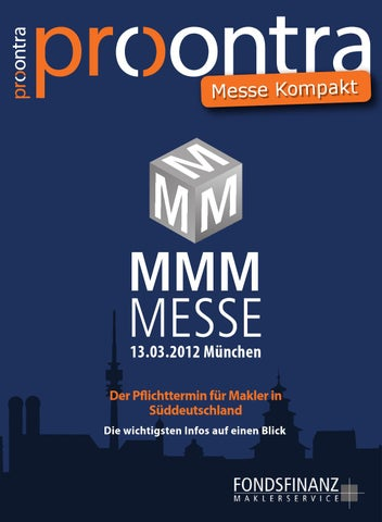 12 01 Procontra Booklet Mmmmesse By Alsterspree Verlag Issuu