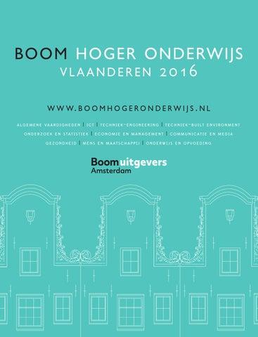 Bmu Boom Ho 2016 Web By Boom Uitgevers Amsterdam Issuu