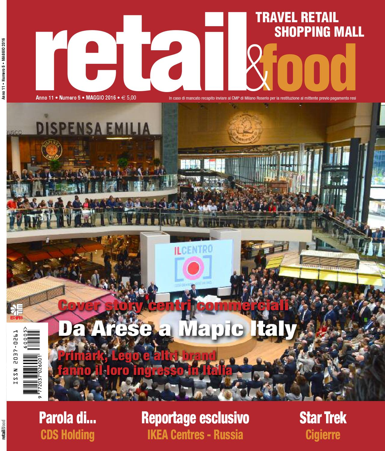 retail&food 05 2016 by Edifis issuu