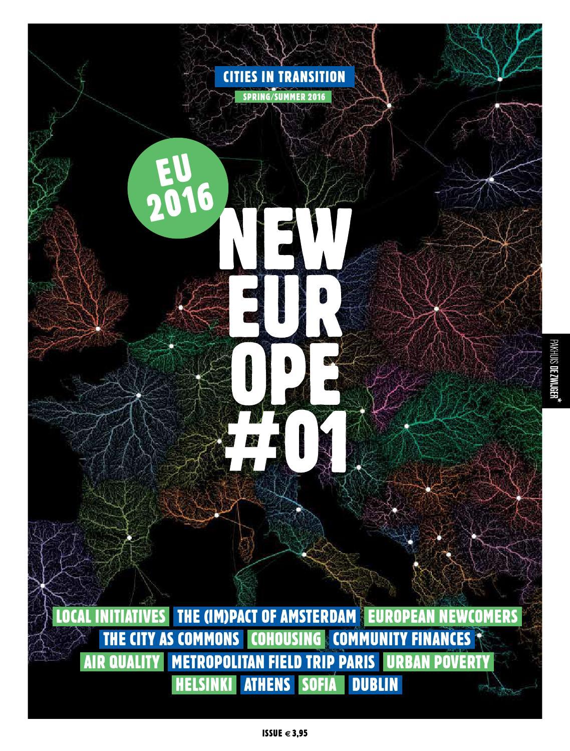 New Europe 1 By Pakhuis De Zwijger Issuu Kaos Catching Fire