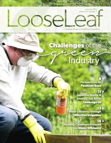 LooseLeaf June/July 2016 by Colorado Nursery and Greenhouse ...