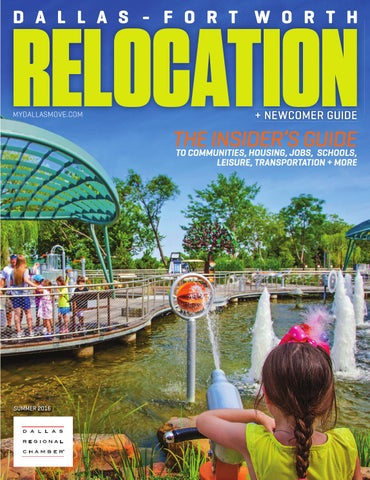 Dallas-Fort Worth Relocation + Newcomer Guide - Summer 2016 by ... 88a7661058