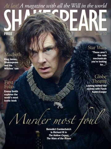 Shakespeare Magazine 12 By Shakespeare Magazine Issuu