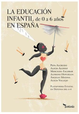 La educacion infantil en e by Plata Madrid - issuu