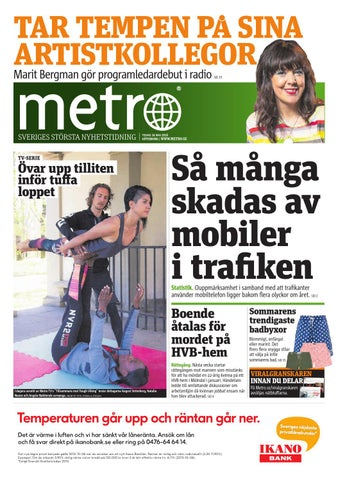 Svenska loparen attackerad med kniv