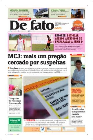 f58b2cdb64 Jornal de Fato by Jornal de Fato - issuu
