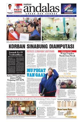 Epaper andalas edisi selasa 24 mei 2016 by media andalas - issuu 2095bca131