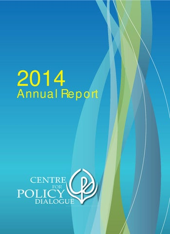 Cpd annual report 2014 by Avra Bhattacharjee - issuu