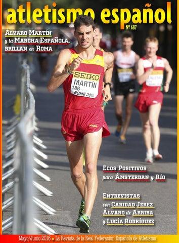 324ff0df6f648 687 mayo junio 2016 atletismo español by atletismo español - issuu