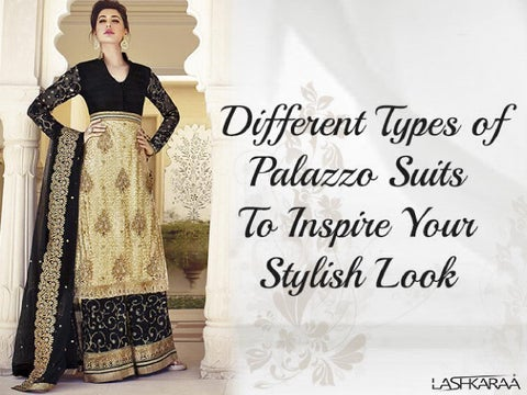 69d9e81913 Different types of palazzo suits to inspire your stylish look by ...