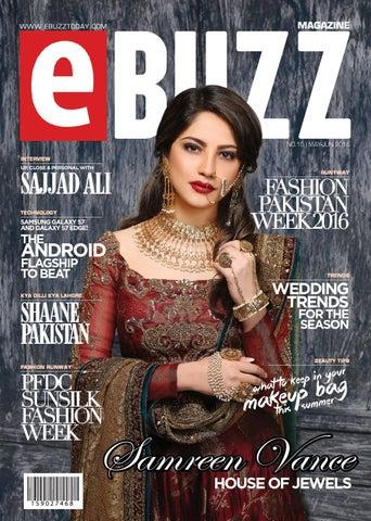 9db4b51b6300 Ebuzz Magazine  MAY-JUNE 2016  by Ebuzztoday - issuu