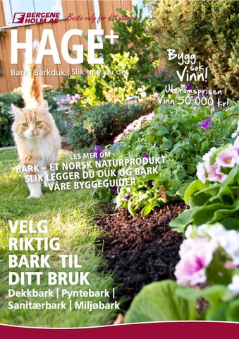 f0dd1e397 HAGE+ I Bark og barkduk by Bergene Holm AS - issuu