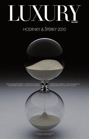 Noviny hodinky   sperky 2010 by LuxuryGuideCZ - issuu aadbb3d112a