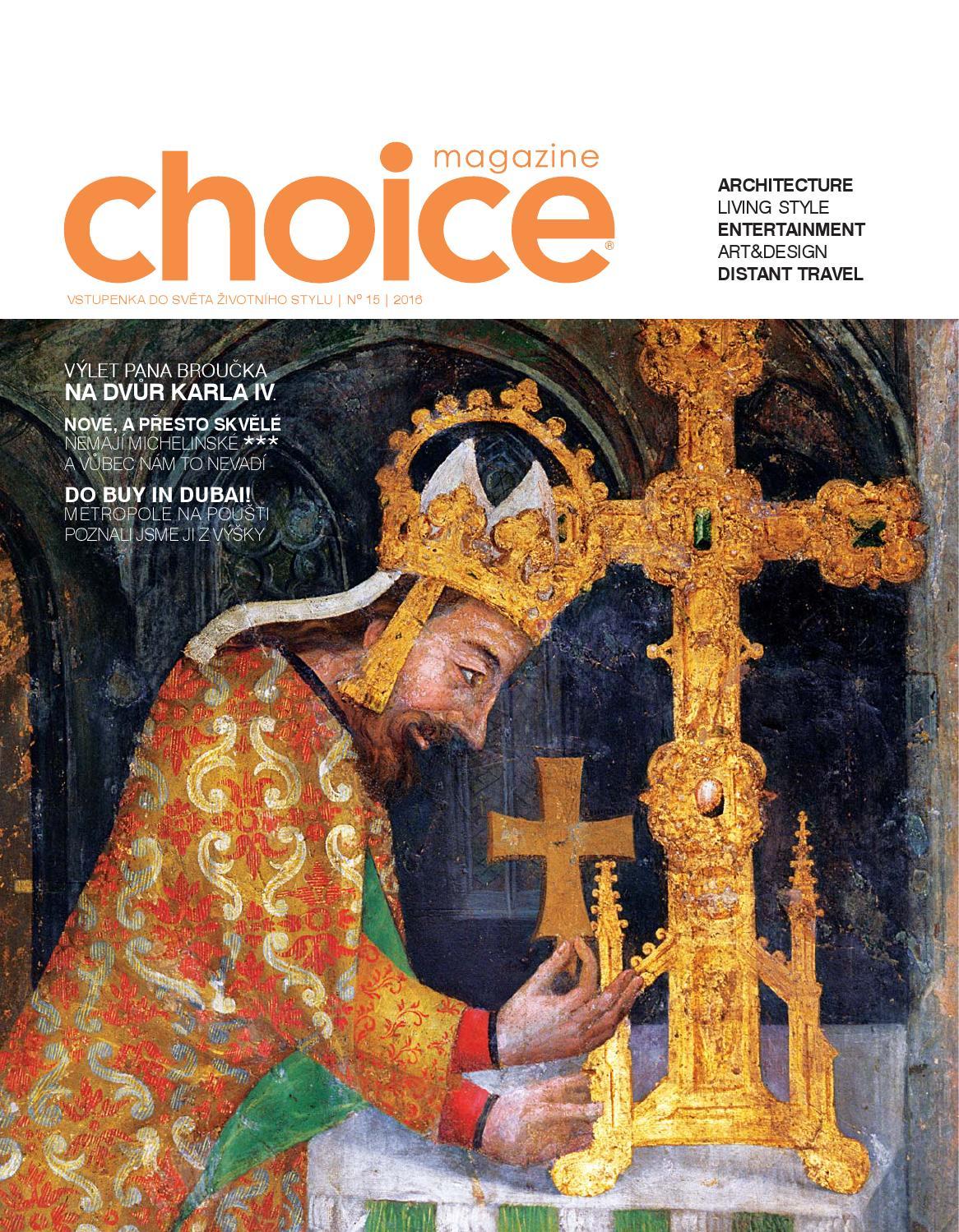 bd293ff8799 Choice magazine  15 by Choice Magazín - issuu