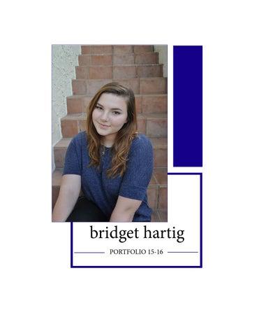 b960b1acef555 Hartig Bridget 2016 by Renee Burke - issuu