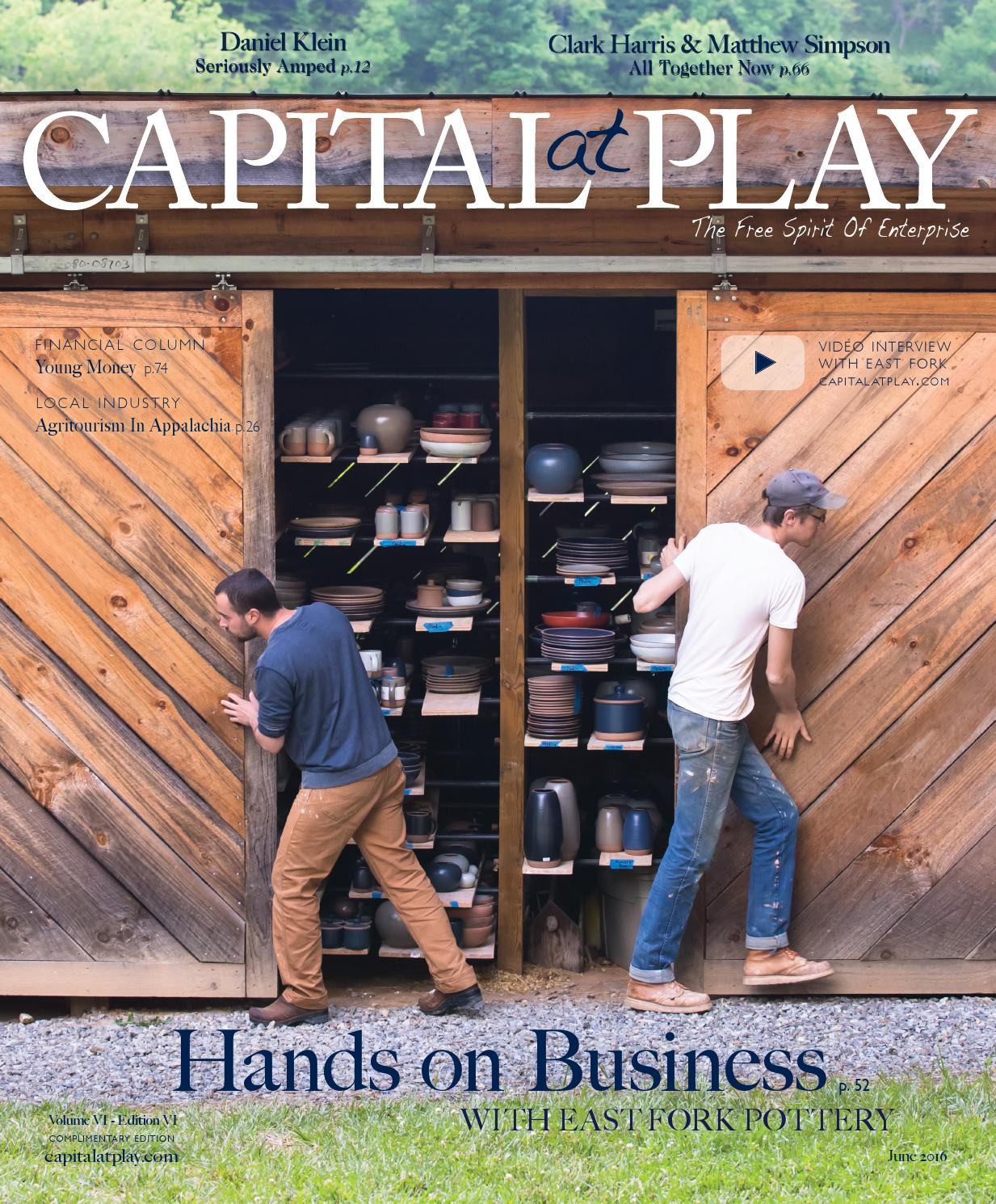 12911d12e1 Capital at Play June 2016 by Capital at Play Magazine - issuu