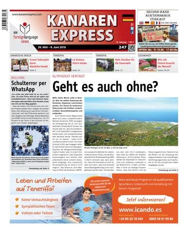 Kanaren Express 247 FLN 39 by Island Connections Media Group - issuu