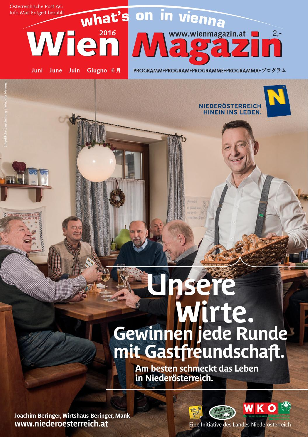 Wien Magazin 8 8 by Waltraud Edelmayer   issuu