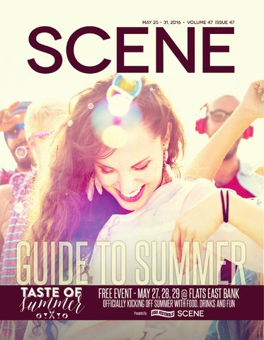 Scene may 25, 2016 by Euclid Media Group - issuu
