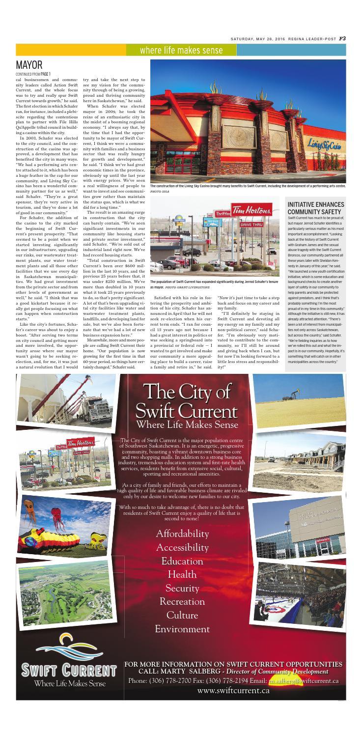 Swift Current 2016 by Postmedia Saskatchewan - issuu