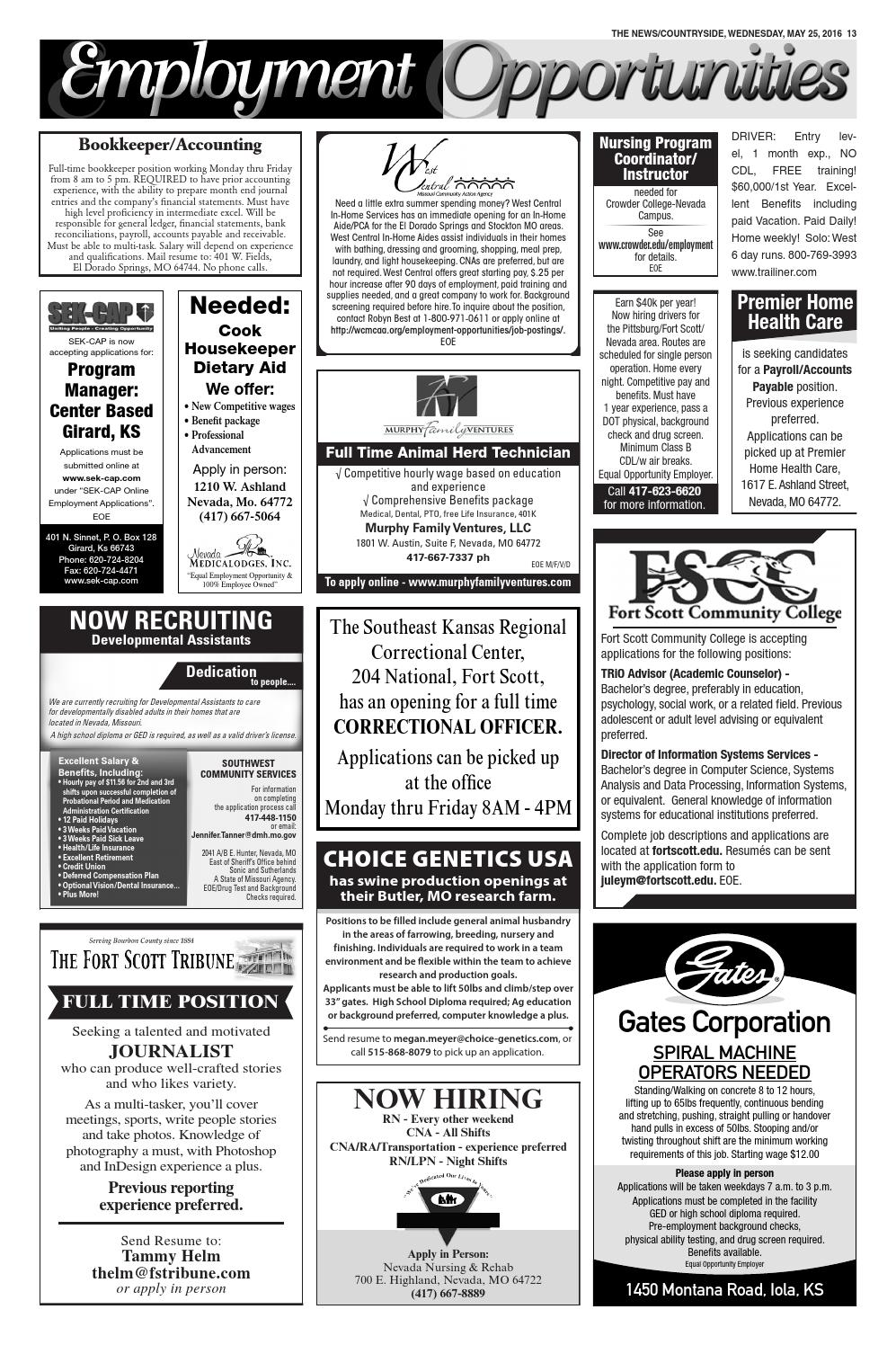 Nn5 25 by Nevada News/Nevada Daily Mail - issuu