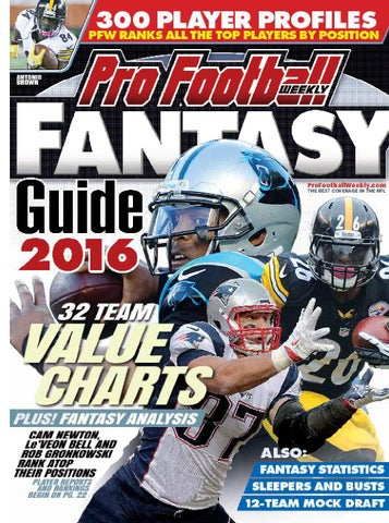 613ae79b22 NFL GUIA AS 2016 by JPWolls - issuu