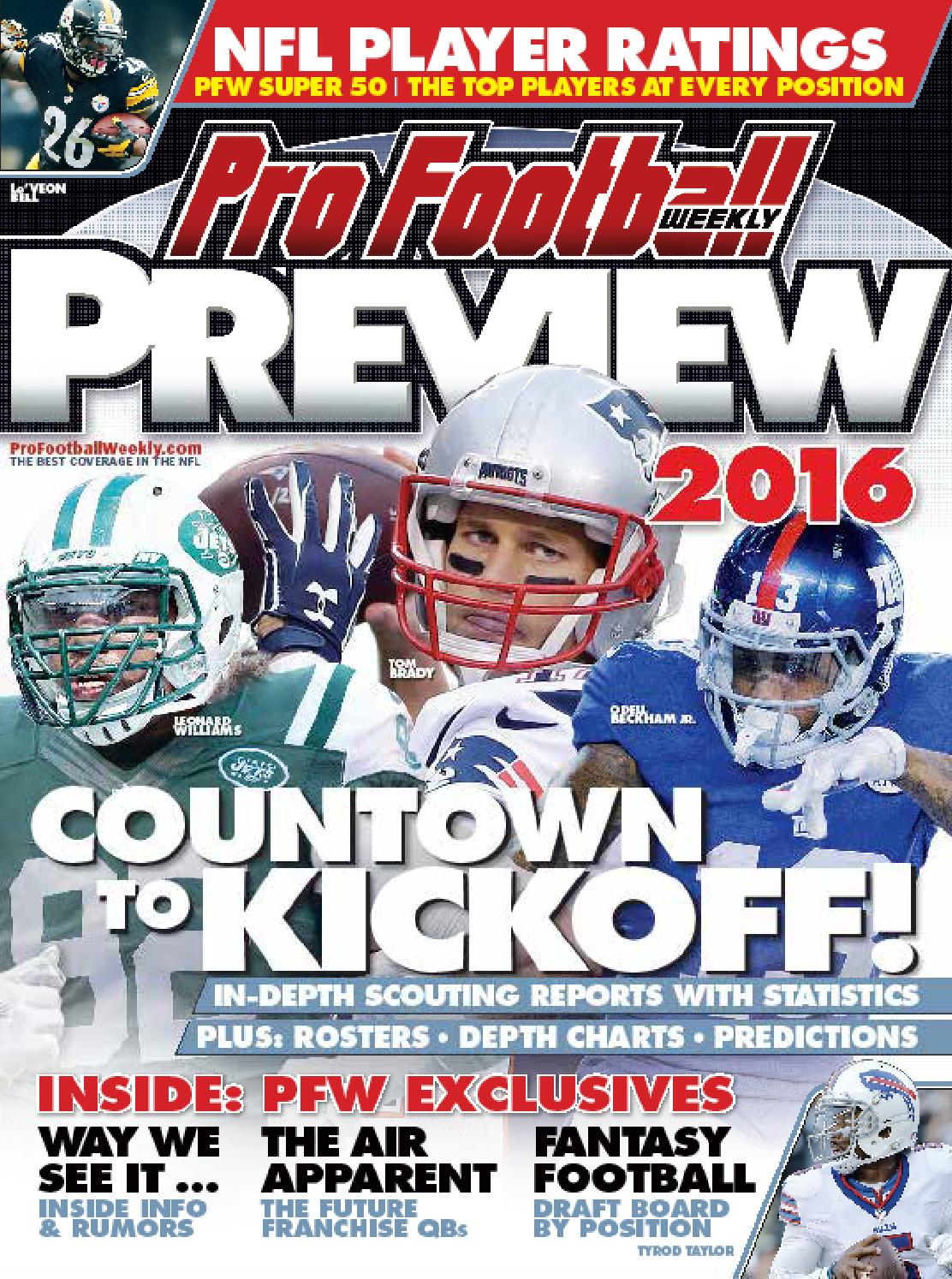 2d2cfc67 PFW Preview Guide 2016 by Shaw Media - issuu