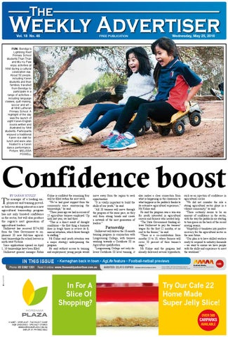 The Weekly Advertiser - Wednesday, May 25, 2015 by The